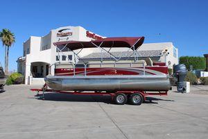 Used Bennington 2275 SSI2275 SSI Pontoon Boat For Sale