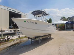Used Sea Pro 220 Center Console220 Center Console Saltwater Fishing Boat For Sale