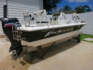 Used Bay Stealth 20302030 Bay Boat For Sale