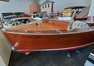 Used Chris-Craft Deluxe UtilityDeluxe Utility Runabout Boat For Sale