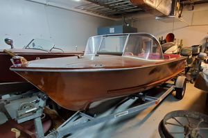 Used Carver Outboard RunaboutOutboard Runabout Boat For Sale