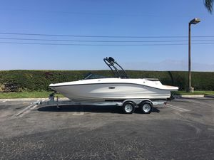 New Sea Ray 21 SPX21 SPX Bowrider Boat For Sale