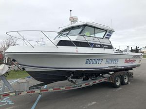 Used Sport-Craft 270 Fishmaster Sport270 Fishmaster Sport Saltwater Fishing Boat For Sale