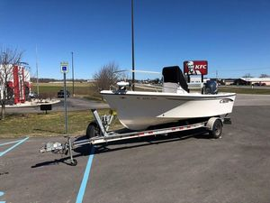 Used May-Craft 19001900 Bay Boat For Sale