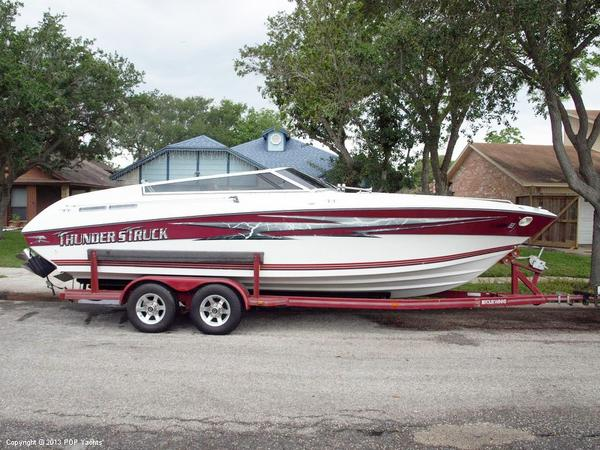 Used Four Winns 251 Liberator High Performance Boat For Sale