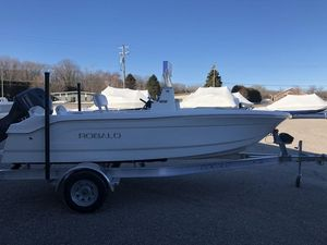 New Robalo R160R160 Bay Boat For Sale