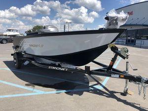 New Starcraft 168 SC168 SC Aluminum Fishing Boat For Sale