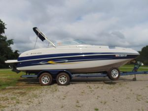 Used Four Winns 244 Funship Bowrider Boat For Sale