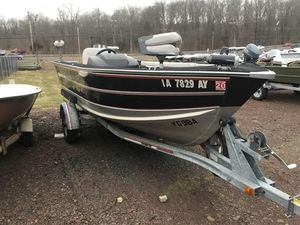 Used Spectrum Bluefin 16Bluefin 16 Bass Boat For Sale
