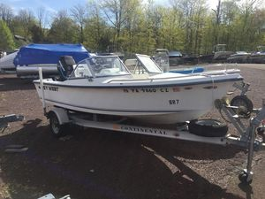 Used Key West 17 Dual Console17 Dual Console Dual Console Boat For Sale