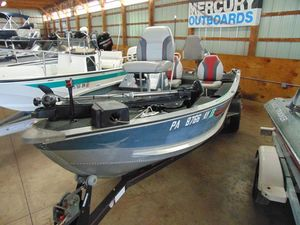 Used Tracker 17 Tournament V17 Tournament V Bass Boat For Sale