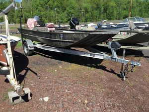 Used G3 18601860 Aluminum Fishing Boat For Sale