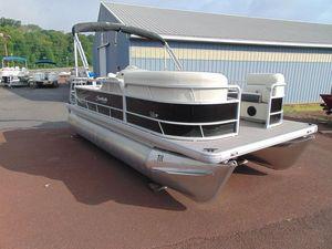 New Godfrey SW160CSW160C Pontoon Boat For Sale