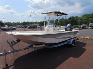 Used Carolina Skiff DLV Series 218DLV Series 218 Center Console Fishing Boat For Sale