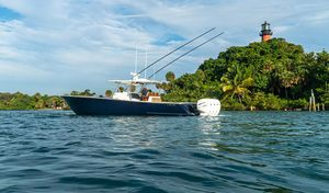 New Valhalla Boatworks V-41 Center Console Saltwater Fishing Boat For Sale