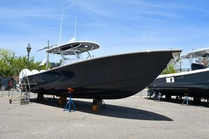 New Valhalla Boatworks V-37 Center Console Saltwater Fishing Boat For Sale