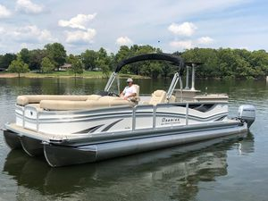 New Premier 260 Grand Entertainer260 Grand Entertainer Pontoon Boat For Sale