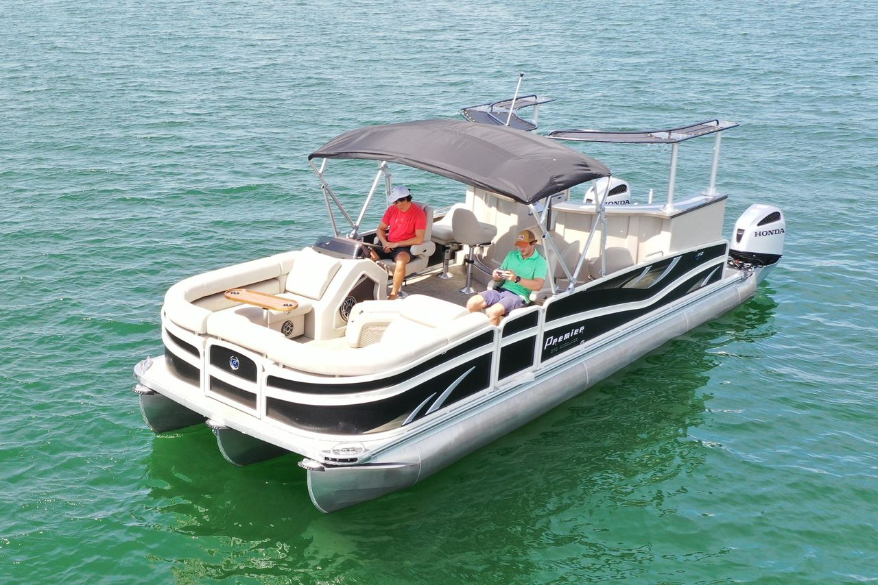 2020 New Premier 270 Accolade270 Accolade Pontoon Boat For