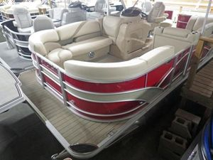 New Sylvan Mirage 8522 LE Cruise N FishMirage 8522 LE Cruise N Fish Pontoon Boat For Sale