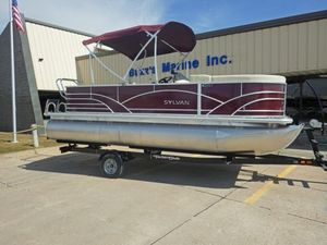 New Sylvan Mirage Fish 820 CNFMirage Fish 820 CNF Pontoon Boat For Sale