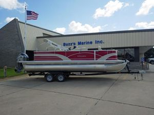 New Sylvan Mirage 8522 Party Fish LE 4.0Mirage 8522 Party Fish LE 4.0 Pontoon Boat For Sale