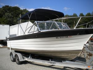 Used Penn Yan 23 Sportsman Tunnel Cuddy Cabin Boat For Sale
