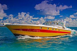 Used Magnum Furia Express CruiserFuria Express Cruiser Express Cruiser Boat For Sale