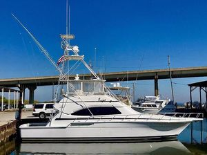 Used Bertram 510 Convertible510 Convertible Sports Fishing Boat For Sale