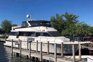 Used Viking 7272 Motor Yacht For Sale