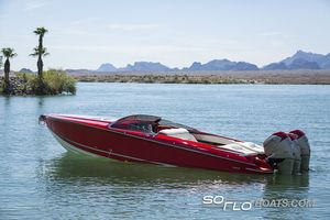 New Nor-Tech 360 MC Flyer Vee Bottom360 MC Flyer Vee Bottom Cruiser Boat For Sale