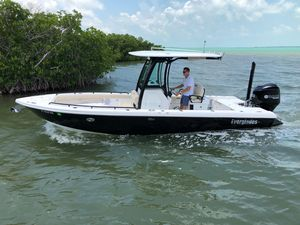 Used Everglades 253253 Center Console Fishing Boat For Sale