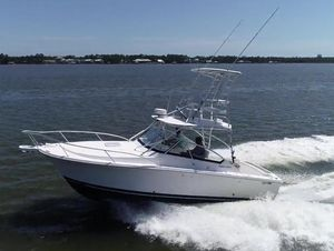 Used Luhrs 28 Open28 Open Sports Fishing Boat For Sale