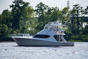 Used Hatteras GT60GT60 Saltwater Fishing Boat For Sale