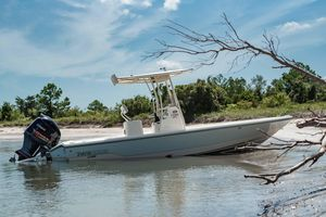 Used Pathfinder 2300 HPS2300 HPS Center Console Fishing Boat For Sale
