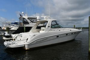 Used Sea Ray 460 Sundancer460 Sundancer Express Cruiser Boat For Sale