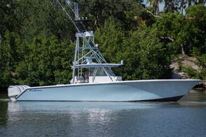 Used Sea Hunter 4545 Center Console Fishing Boat For Sale
