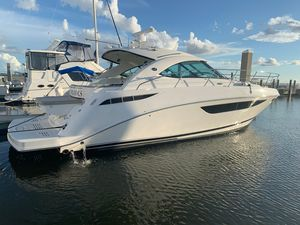 Used Sea Ray 410 Sundancer410 Sundancer Express Cruiser Boat For Sale