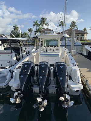 Used Boston Whaler OUTRAGEOUTRAGE Center Console Fishing Boat For Sale
