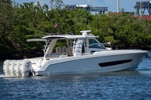 Used Boston Whaler 420 Outrage420 Outrage Center Console Fishing Boat For Sale