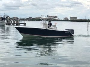Used Onslow Bay 2727 Center Console Fishing Boat For Sale