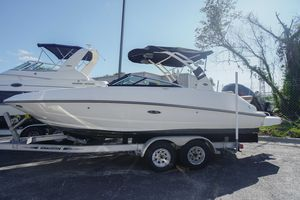 Used Sea Ray 240 Sundeck Outboard240 Sundeck Outboard Runabout Boat For Sale