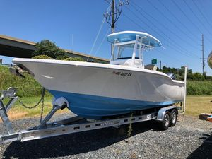 Used Tidewater 252 Adventure252 Adventure Center Console Fishing Boat For Sale