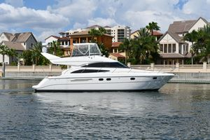 Used Princess 5050 Flybridge Boat For Sale
