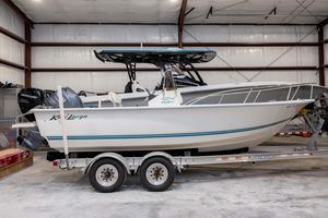 Used Key Largo 2000 LE2000 LE Center Console Fishing Boat For Sale