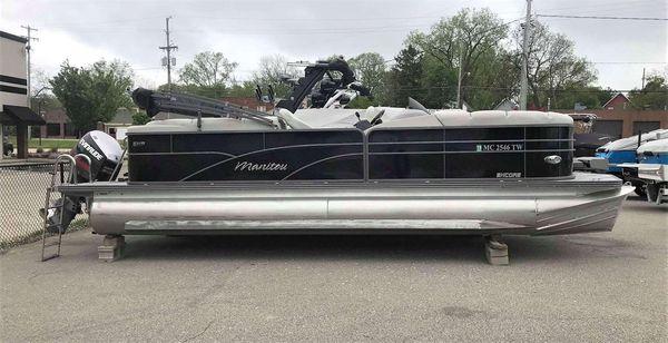 Used Manitou Encore 230Encore 230 Pontoon Boat For Sale