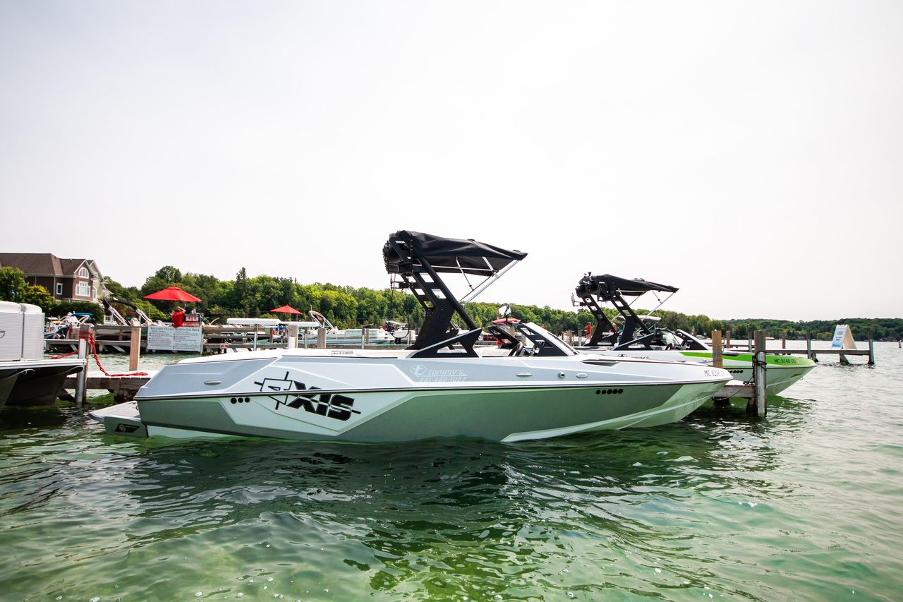 Axis Boats For Sale >> 2019 Used Axis T22t22 Ski And Wakeboard Boat For Sale 73 990
