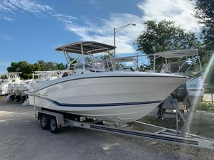New Jeanneau 7.5 CC Center Console Fishing Boat For Sale
