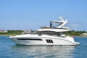 Used Sea Ray 51 Sedan Bridge Express Cruiser Boat For Sale