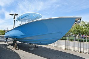 New Valhalla Boatworks V-33 Center Console Saltwater Fishing Boat For Sale