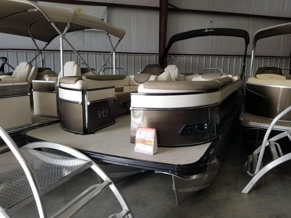 New Avalon Catalina 2585 ELCatalina 2585 EL Pontoon Boat For Sale